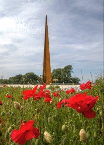 International Bomber Command Centre Spire