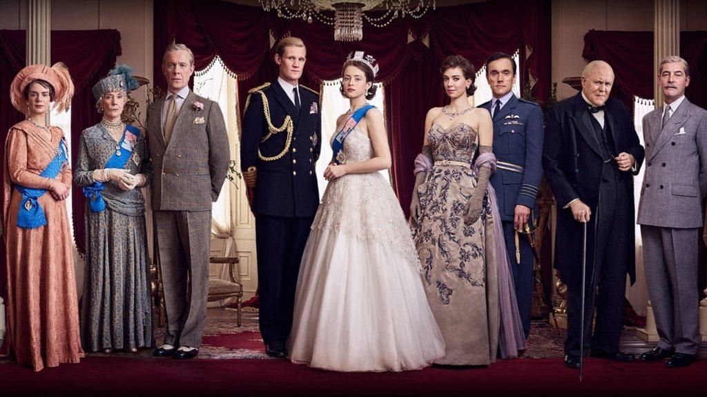 The Crown original cast